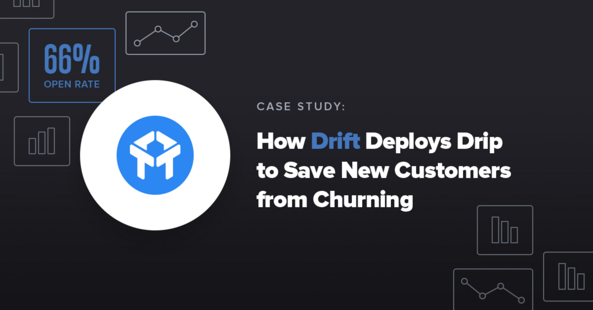 Case Study: How Drift Switched to Drip from Customer.io
