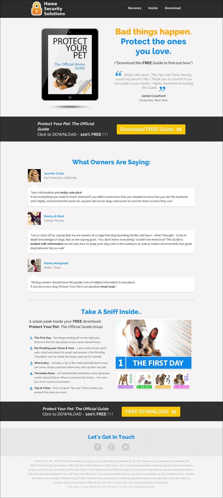 Landing Page #6