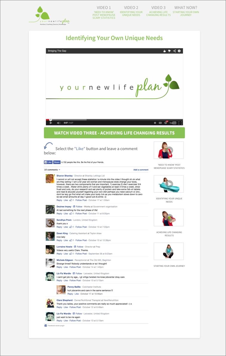 Landing Page #4